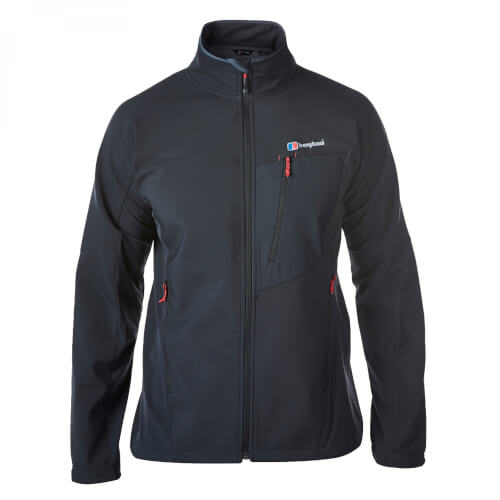 Berghaus M Ghlas Softshell Jacket black