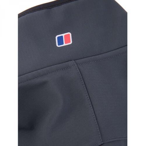 berghaus M Ghlas Softshell Jacket grey