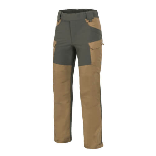 Helikon-Tex Hybrid Outback Pants - DuraCanvas coyote/ taiga green
