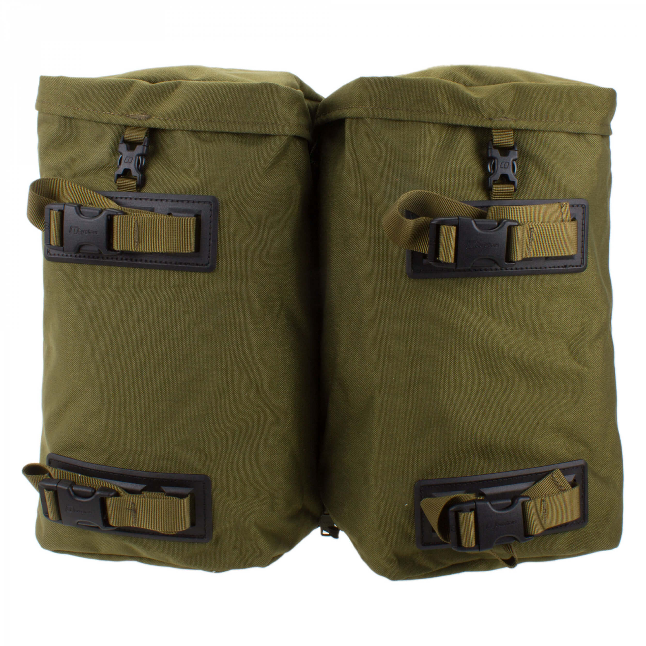 berghaus MMPS II Large Pockets 2x15L oliv