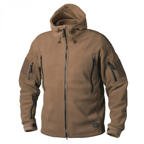 Helikon-Tex Patriot Jacke - Double Fleece coyote