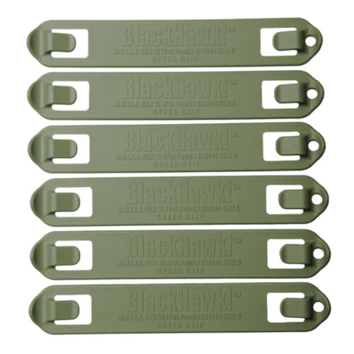 Blackhawk STRIKE Speed Clips foliage green