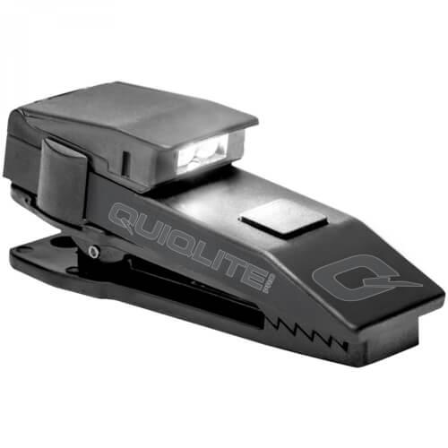 QuiqLite Pro LED Weiß Weiß, inkl. Diffusoraufsatz XFLARE