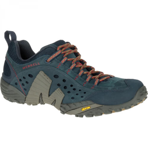 Merrell Intercept blue wing
