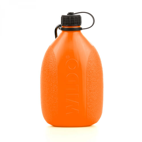 Wildo Hiker Bottle orange