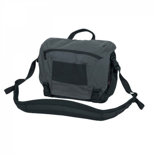 Helikon-Tex URBAN COURIER BAG Medium - Cordura Shadow Grey / Black A