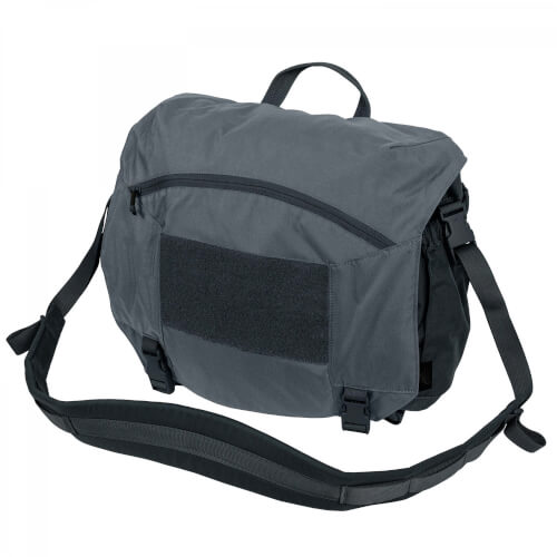 Helikon-Tex URBAN COURIER BAG Large - Cordura Shadow Grey / Schwarz A