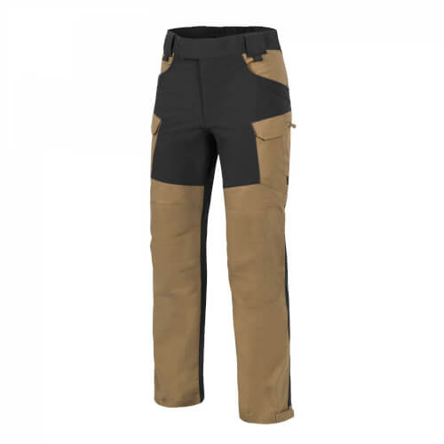 Helikon-Tex Hybrid Outback Pants - DuraCanvas coyote/ black