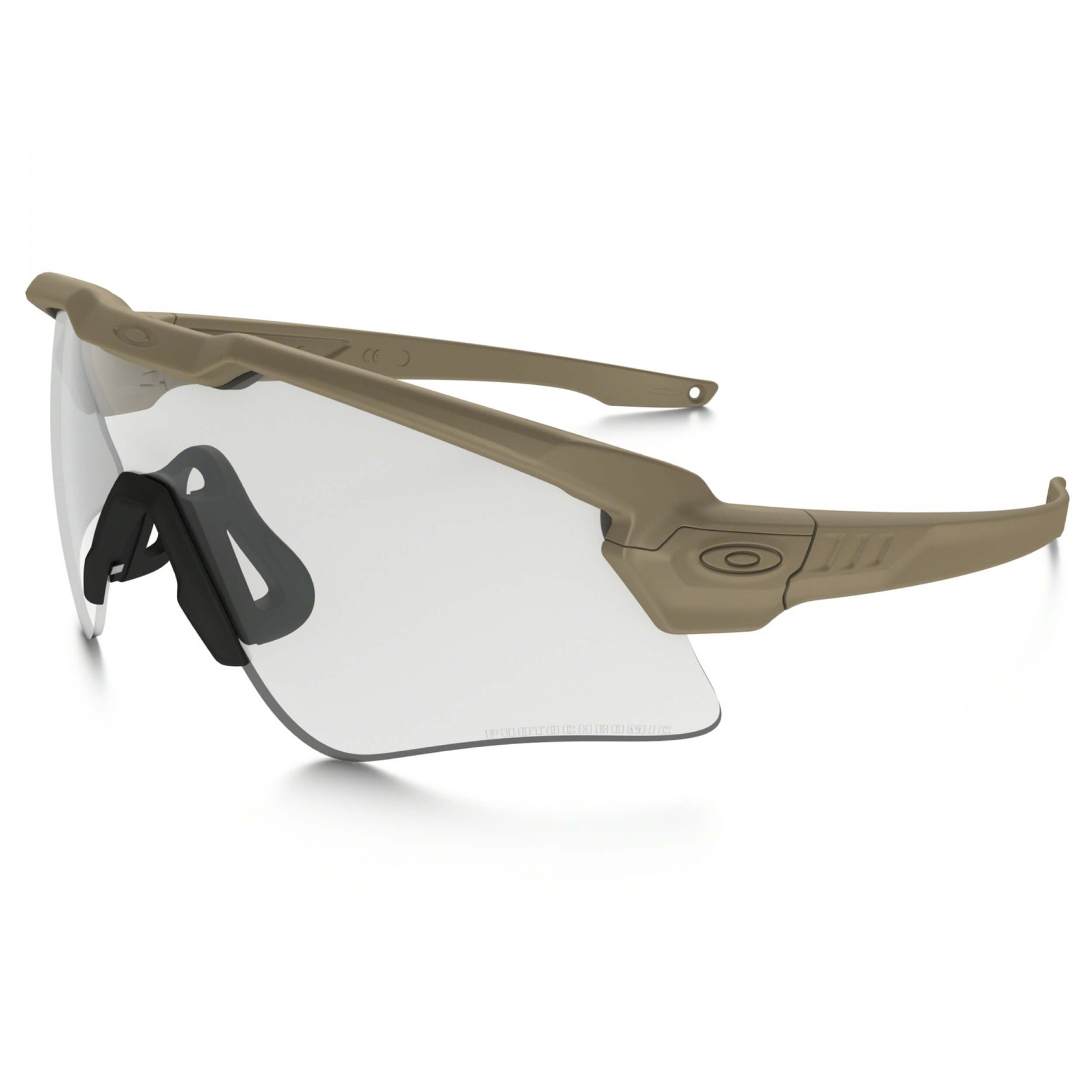 Oakley SI Ballistic M Frame Alpha Clear/Grey Photochromic