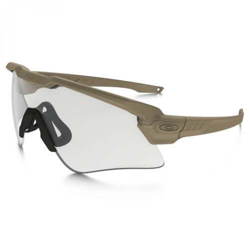 Oakley SI Ballistic M Frame Alpha Clear/Grey Photochromic