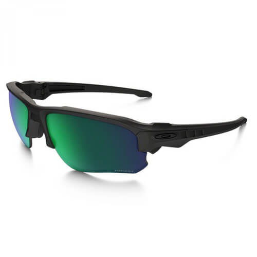 Oakley SI SPEED JACKET MATTE BLACK/ PRIZM MARITIME POLARIZED