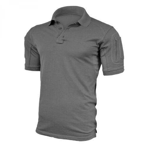 Texar Polo shirt Elite Pro grey