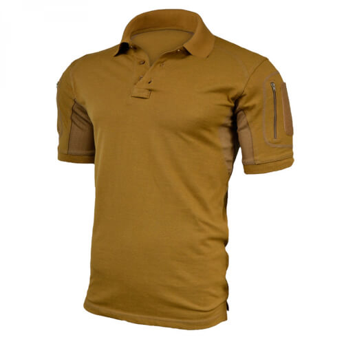 Texar Polo shirt Elite Pro coyote