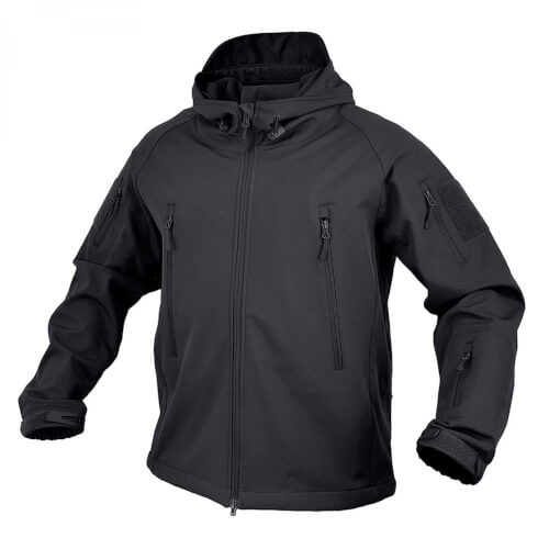 Texar Falcon Softshelljacke black
