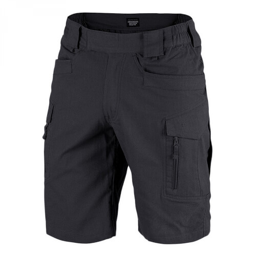 Texar Elite Pro shorts rip-stop black