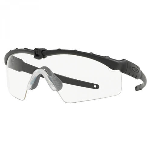 Oakley SI Ballistic M Frame 3.0 schwarz-klar EN