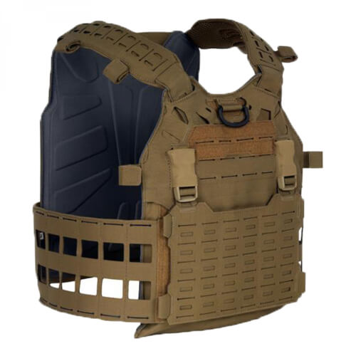 Templars Gear CPC-Plate Carrier QR SET coyote brown