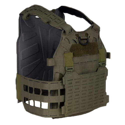 Templars Gear CPC-Plate Carrier QR SET ranger green