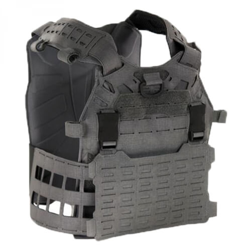 Templars Gear CPC-Plate Carrier QR SET tempest grey
