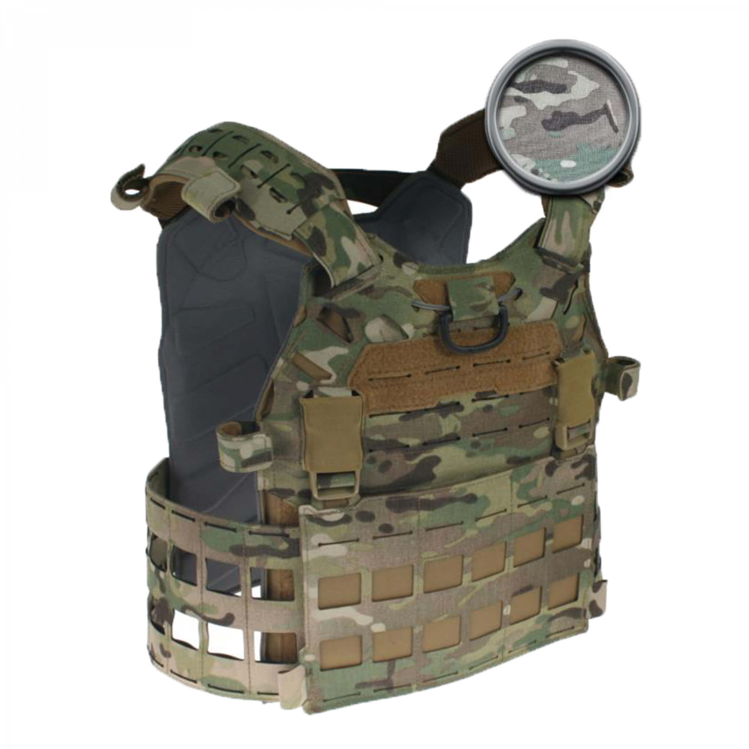 Templars Gear CPC-Plate Carrier QR SET multicam