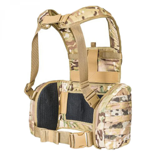 Tasmanian Tiger CHEST RIG MK II multicam