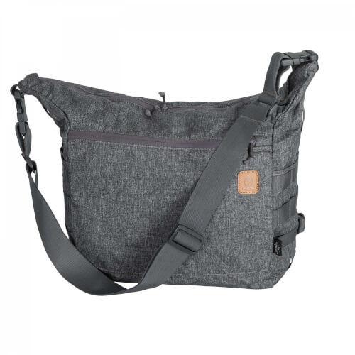 Helikon-Tex Bushcraft Satchel - Nylon Melange Grey