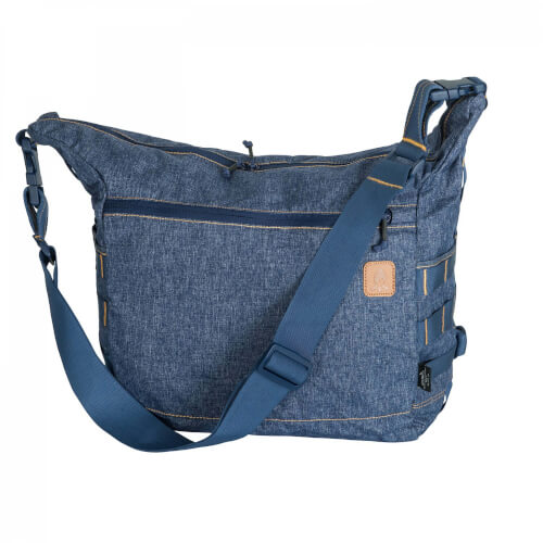 Helikon-Tex Bushcraft Satchel - Nylon Melange Blue