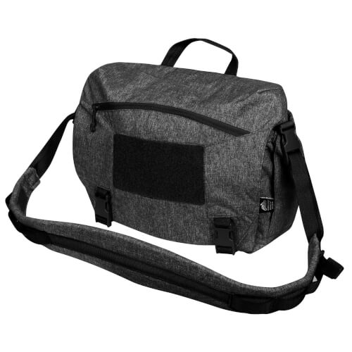 Helikon-Tex Urban COURIER Bag Medium - Nylon Melange Black-Grey