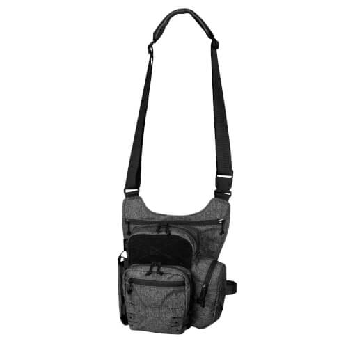 Helikon-Tex EDC Side Bag - Nylon Melange Black-Grey