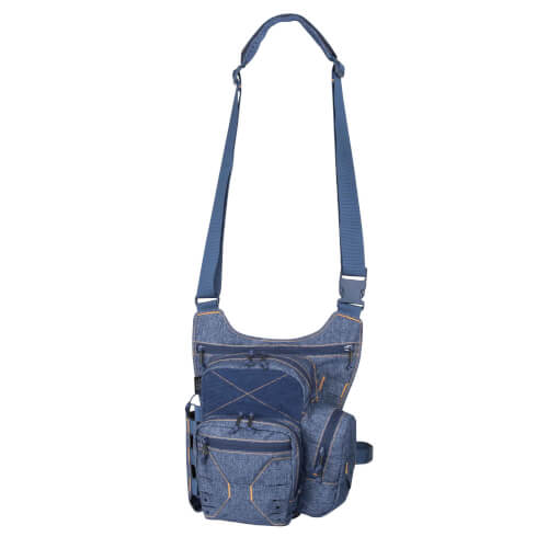Helikon-Tex EDC Side Bag -Nylon Melange Blue