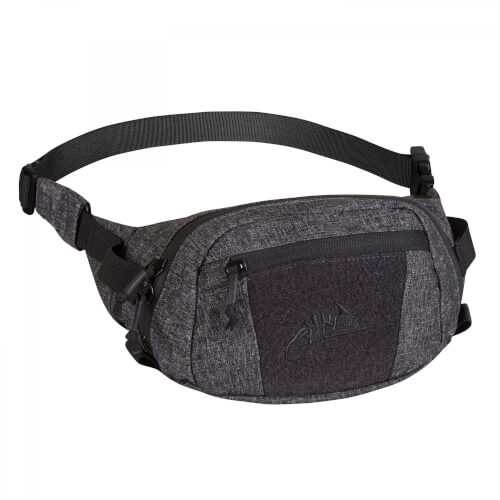 Helikon-Tex Possum Waist Pack - Nylon Melange Black-Grey