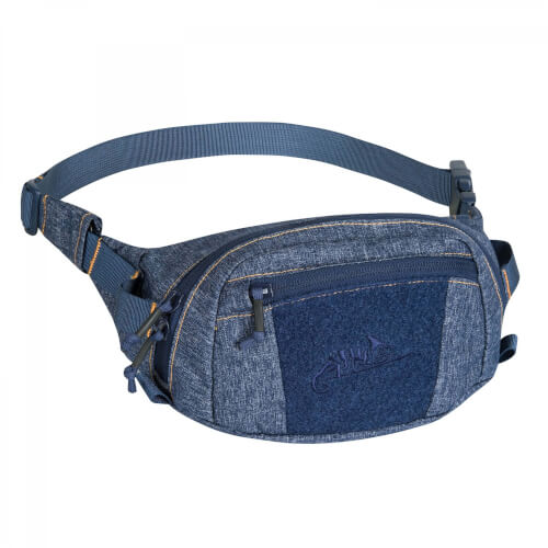 Helikon-Tex Possum Waist Pack - Nylon Melange Blue