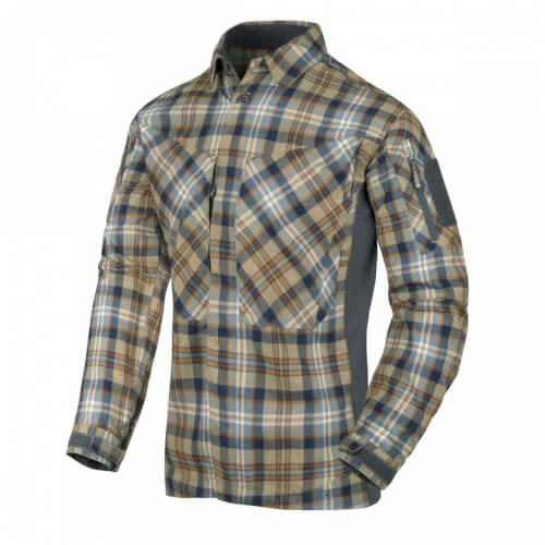 Helikon-Tex MBDU Flannel Shirt  - Ginger Plaid