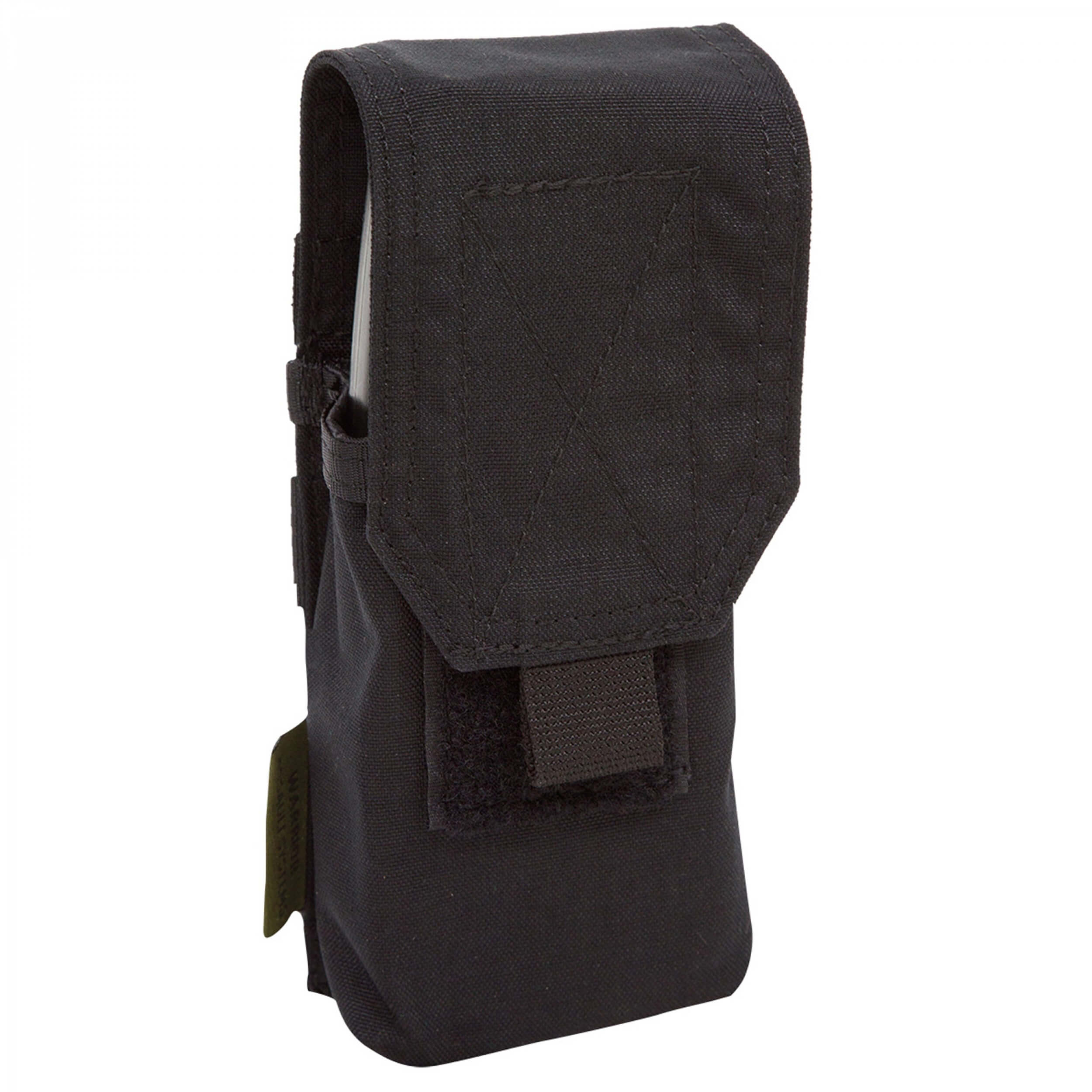 Warrior Single Covered G36 MAG Pouch schwarz
