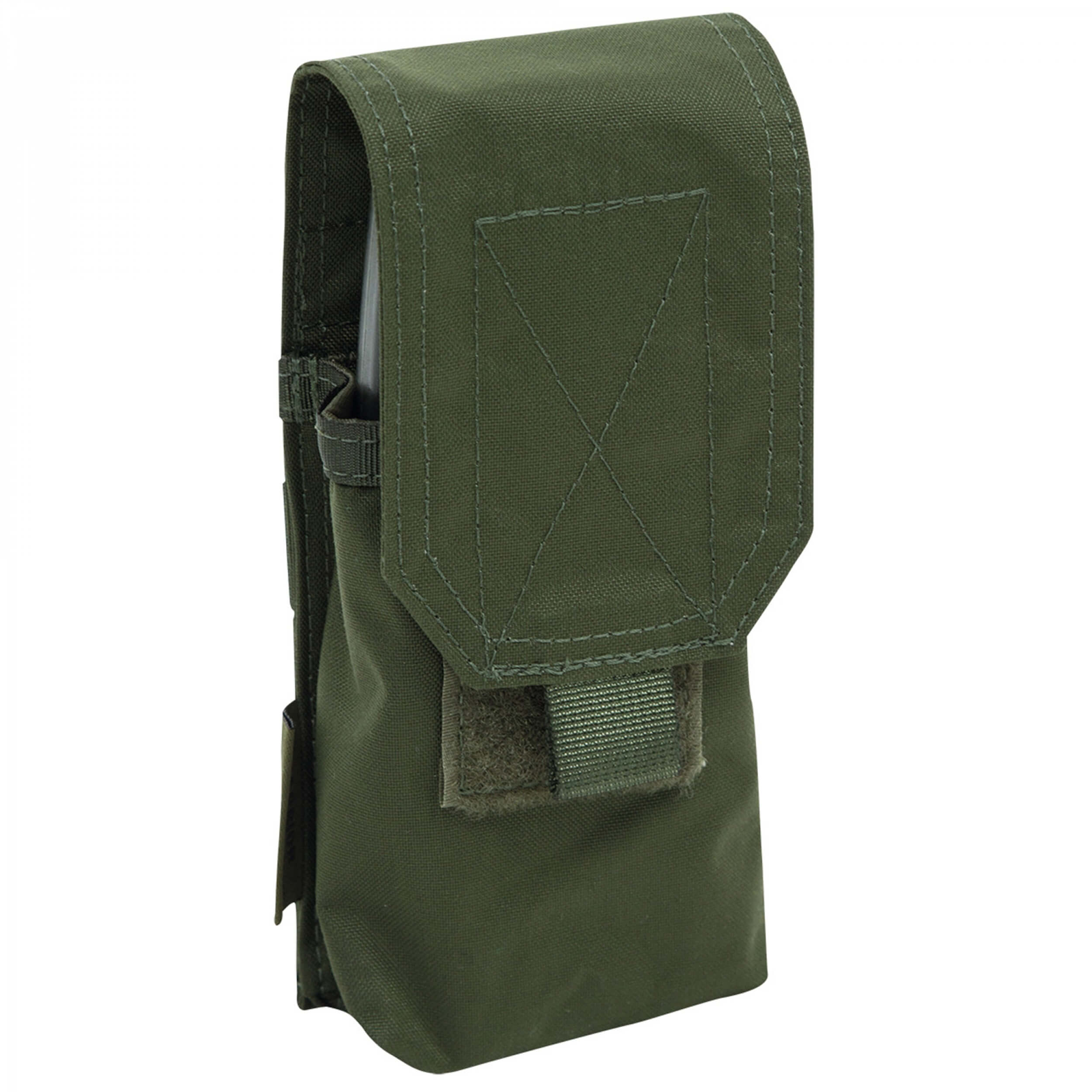 Warrior Single Covered G36 MAG Pouch oliv drab