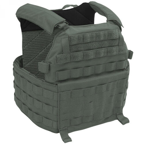 Warrior DCS Plate Carrier ranger green