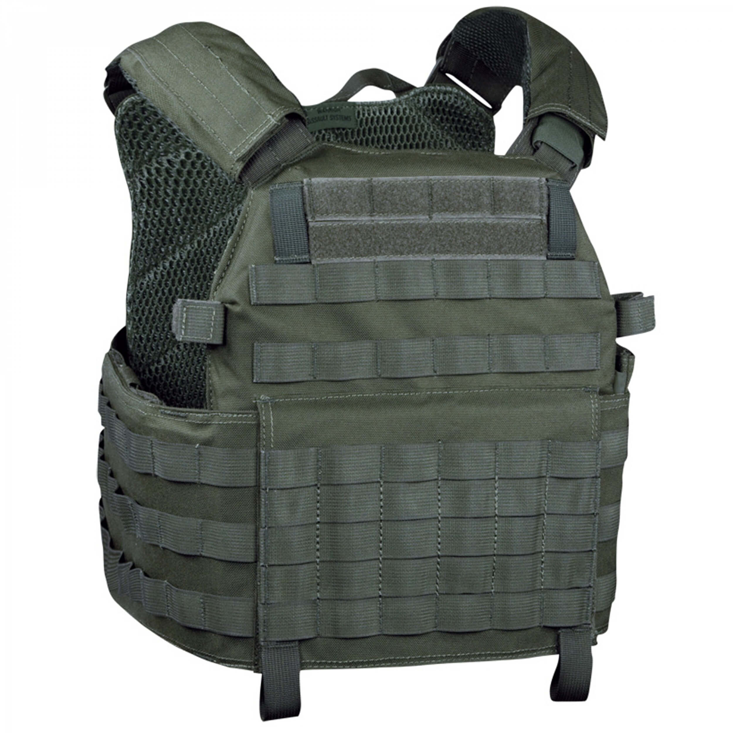 Warrior DCS Plate Carrier oliv drab