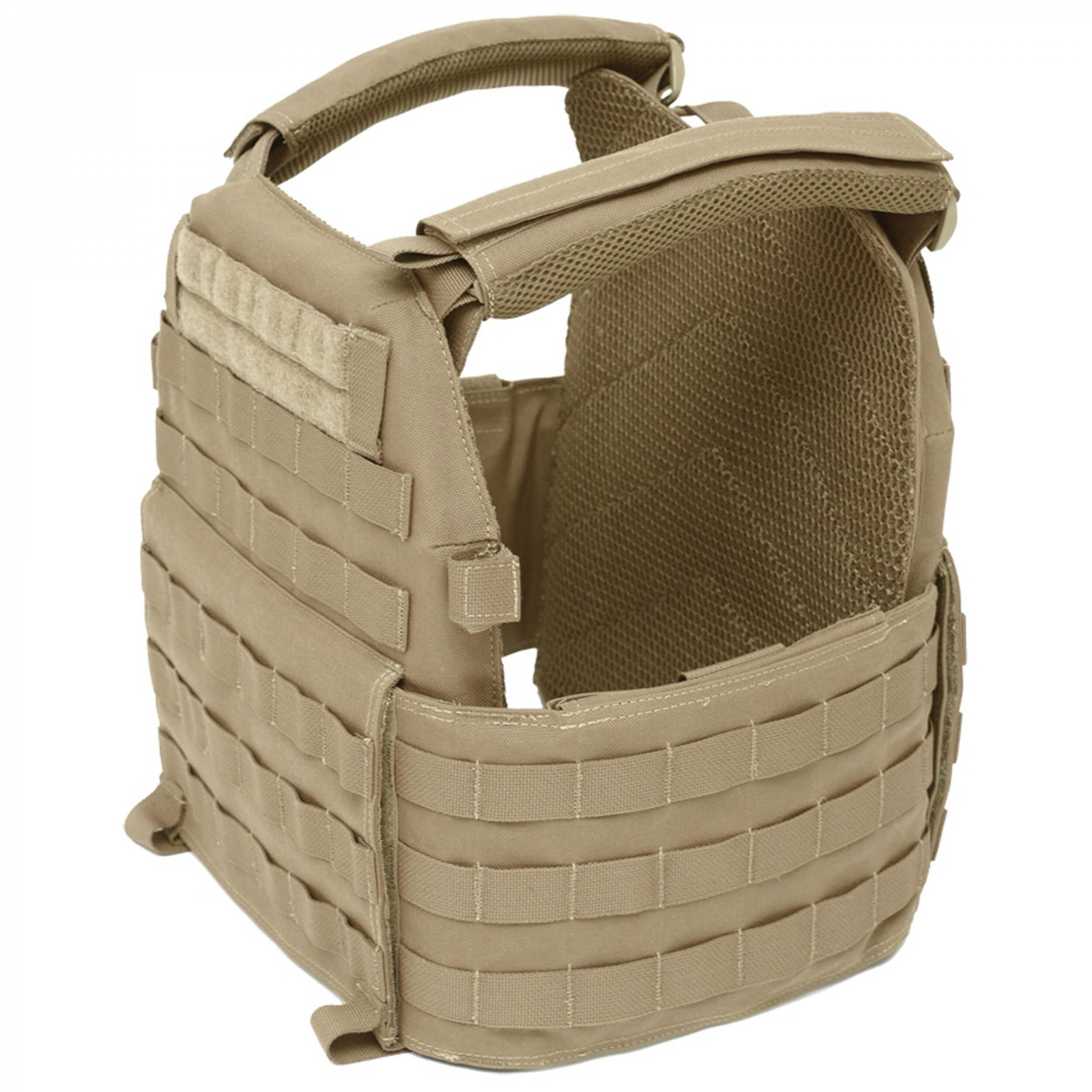 Warrior DCS Plate Carrier coyote