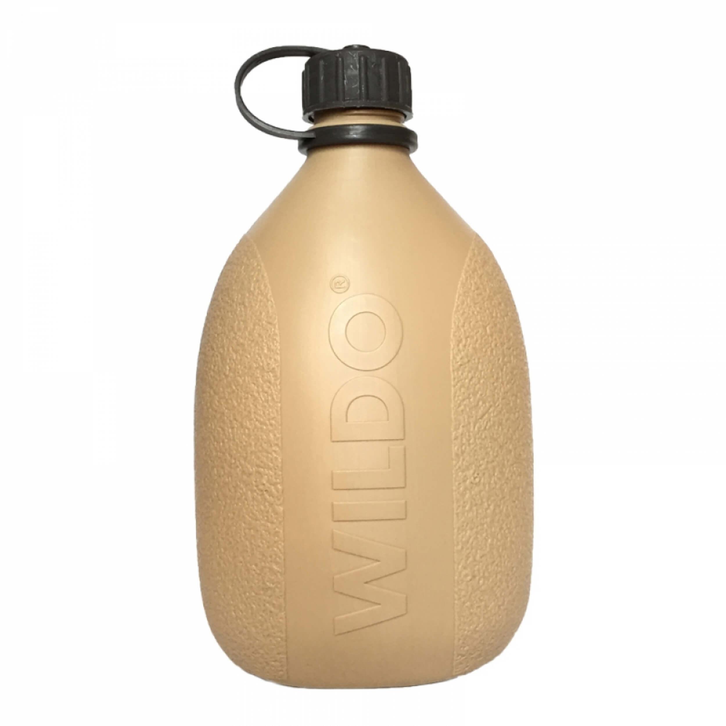 Wildo Hiker Bottle sand