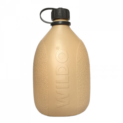 Wildo Hiker Bottle sand