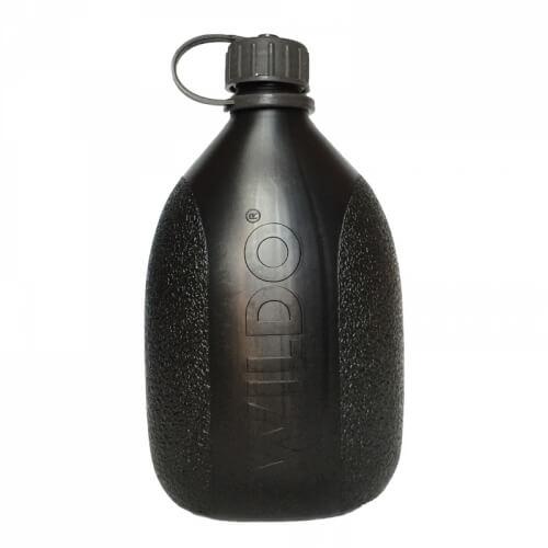 Wildo Hiker Bottle schwarz