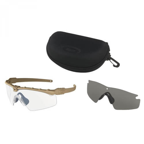 Oakley SI Ballistic M Frame 3.0 EN, 2-lens Array dark bone