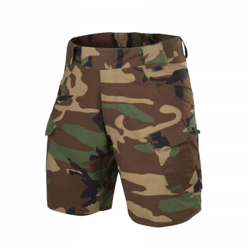 "Helikon-Tex Urban Tactical Shorts 8,5""  us woodland"
