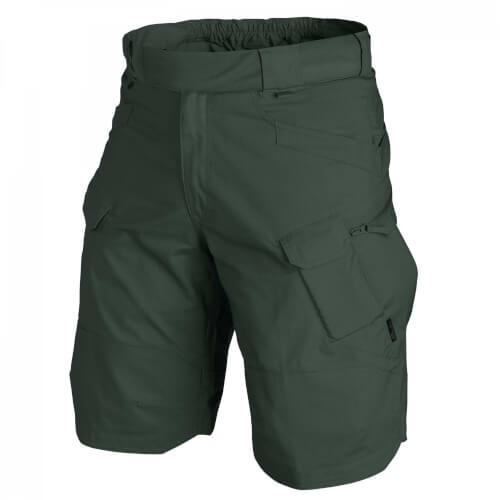 Helikon-Tex Urban Tactical Shorts 11'' - PolyCotton Ripstop jungle green