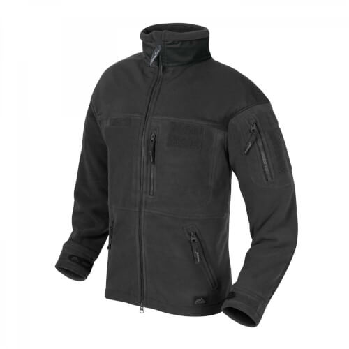 Helikon-Tex Infantry Jacket - Fleece black