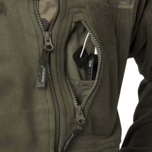 Helikon-Tex Infantry Jacket - Fleece black