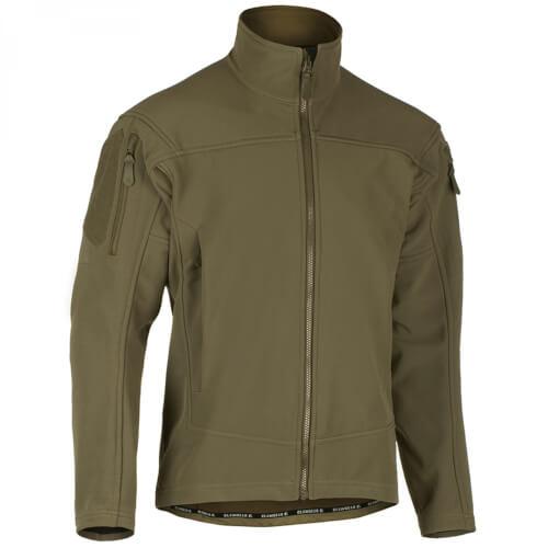 Clawgear Audax Softshell Jacke RAL7013