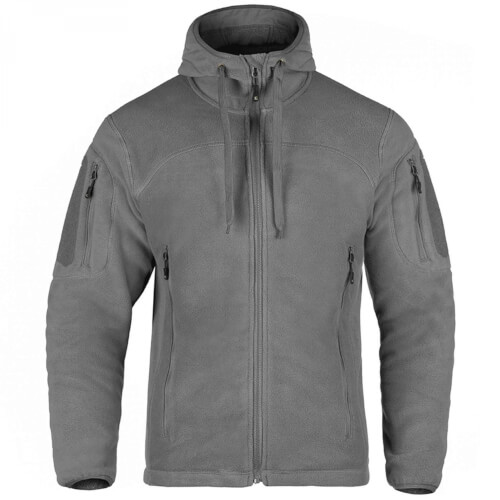 Clawgear Milvago MK.II Fleece-Hoody Solid Rock