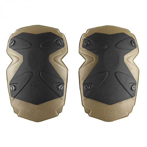 D3O Trust HP Internal Knee Pad schwarz