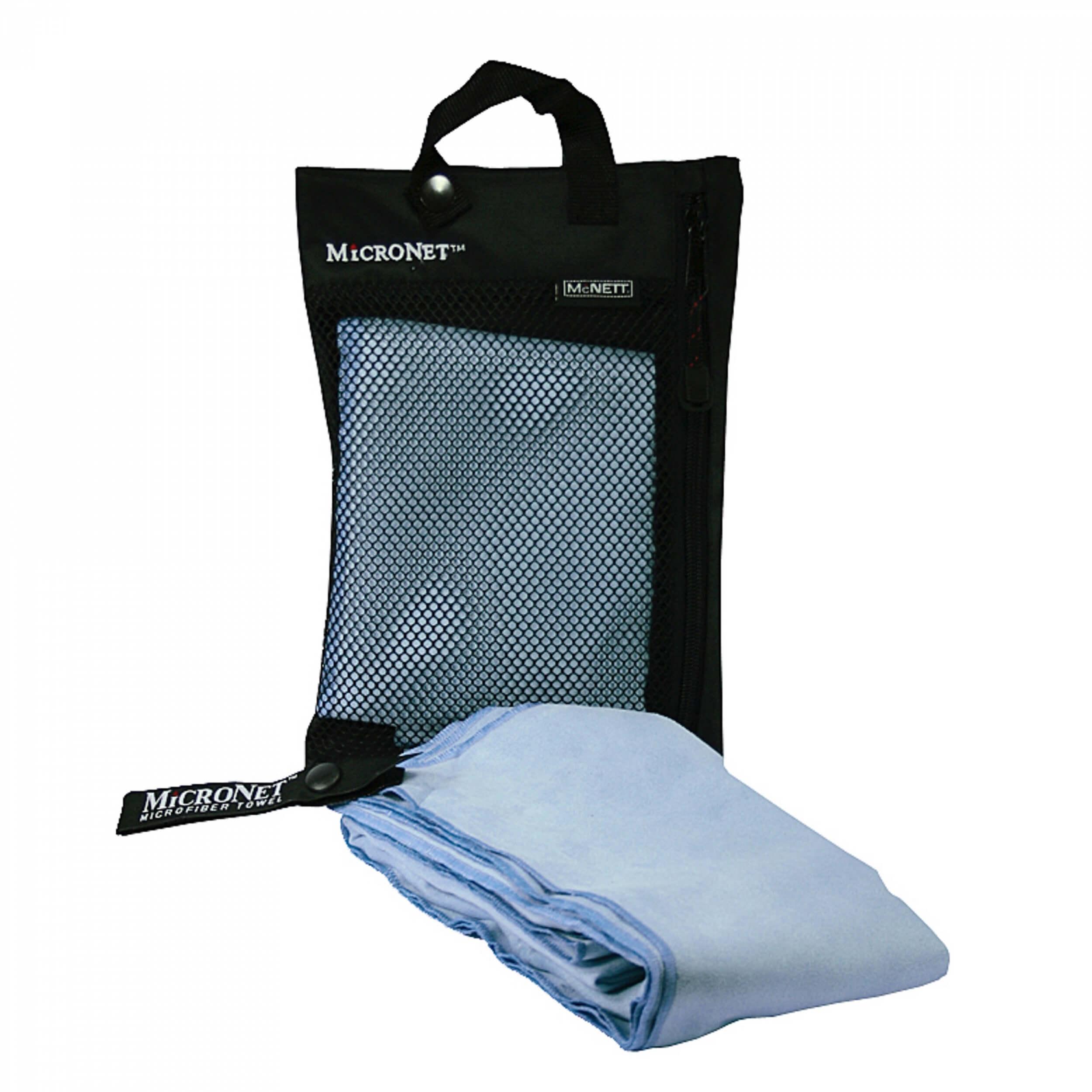 McNett Outgo Microfiber Towel kobaltblau
